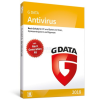 G Data Software AntiVirus 2018 3 PCs Vollversion MiniBox 1 Jahr