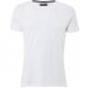 Dissident Men's Lear Textured T-Shirt - Optic White - L - Weiß