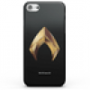Aquaman Gold Logo Phone Case for iPhone and Android - iPhone 6 - Tough Hülle Matt